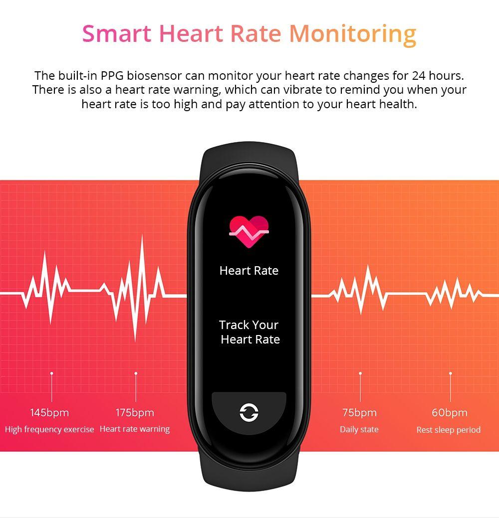 Xiaomi Mi Band 6 Amoled Screen Smart Watch (5)