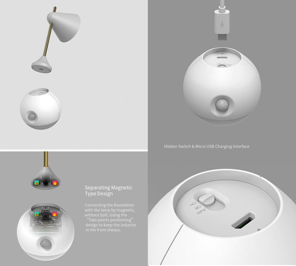 Xiaomi Youpin Sothing Sunny Smart Sensor Night Light (6)