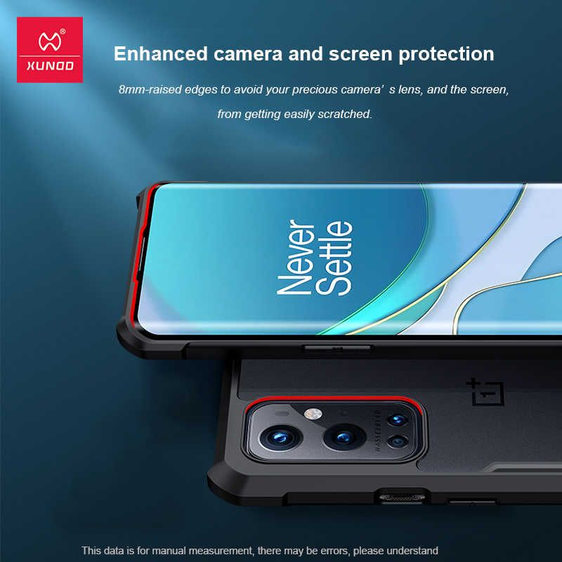 Xundd Airbag Bumper Armor Case For Oneplus 9 Pro (2)