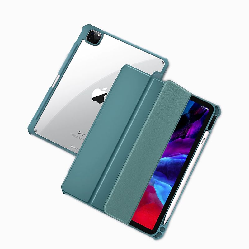 Xundd Anti Impact Magnetic Leather Case For Ipad 12 9 2018 2020 (5)