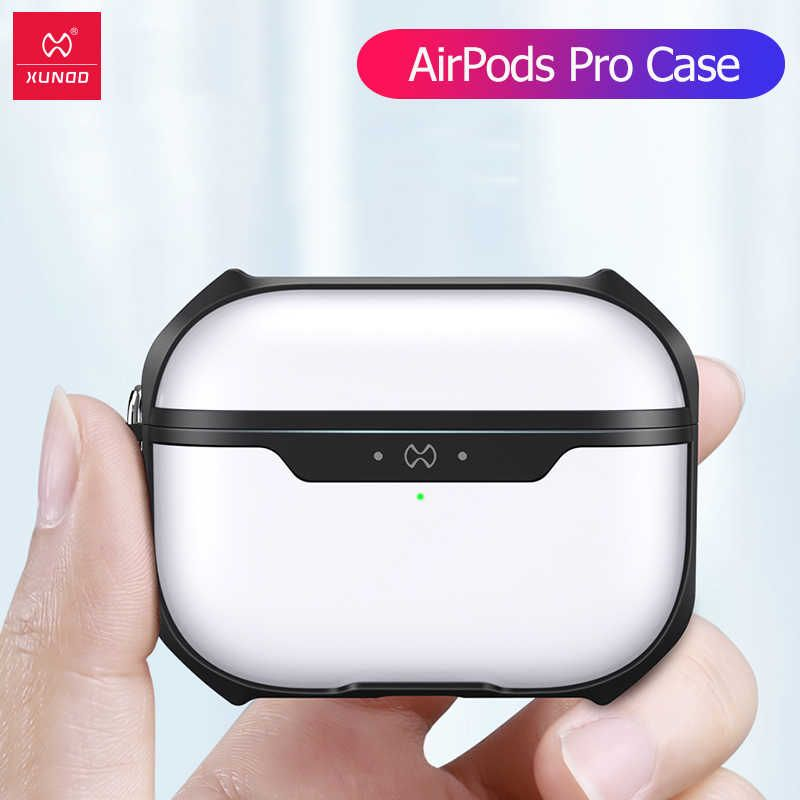 Xundd Transparent Protective Case For Airpods Pro (3)