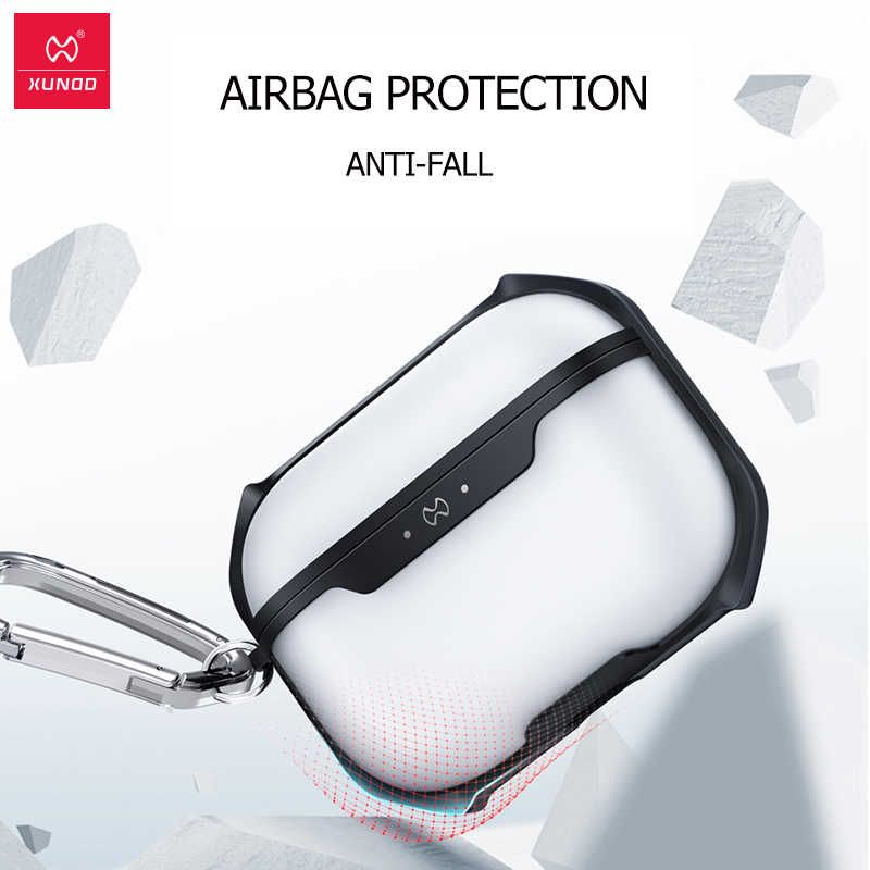 Xundd Transparent Protective Case For Airpods Pro (4)