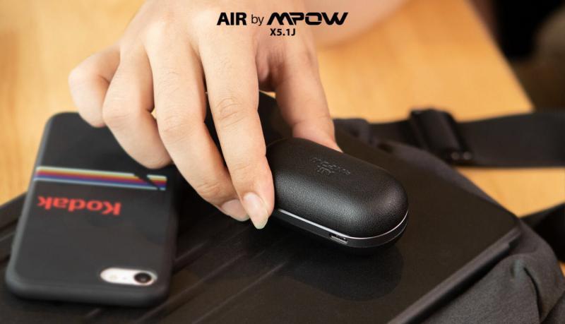 Air By Mpow X5 1j Aptx Touch Sensor Control Waterproof Wireless Earbuds (2)
