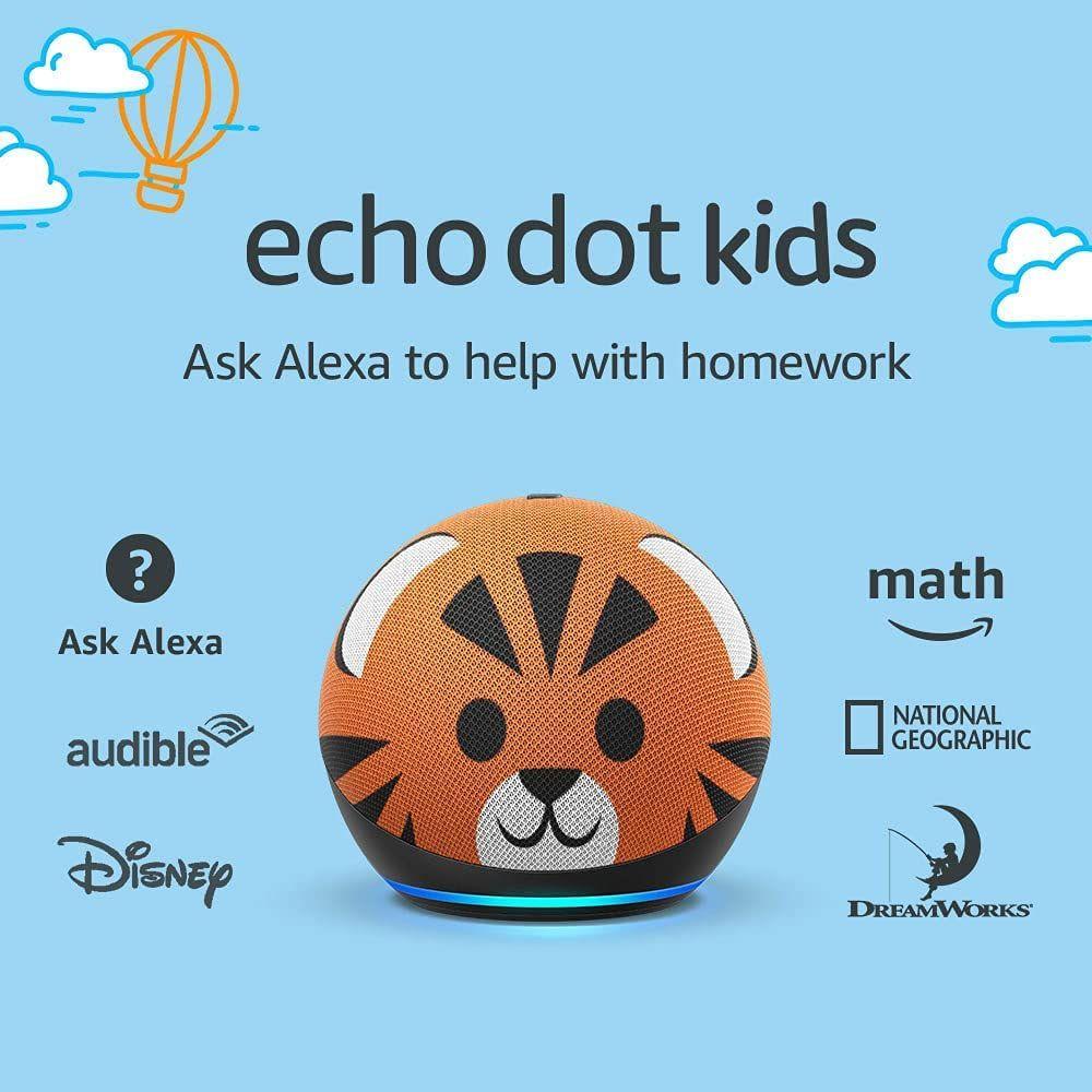 Amazon Echo Dot 4th Gen Kids Smart Speaker With Alexa (1)