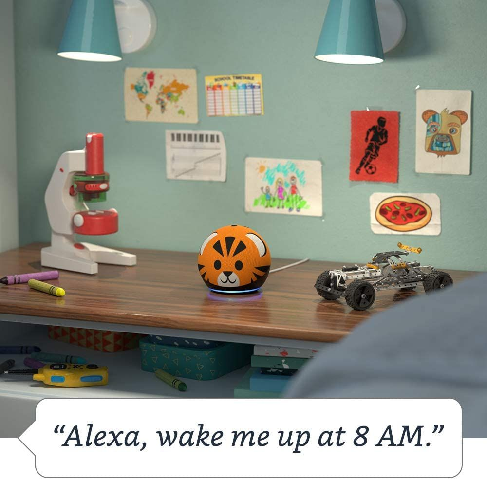 Amazon Echo Dot 4th Gen Kids Smart Speaker With Alexa (3)
