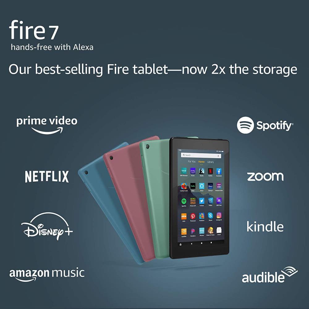 Amazon Fire Hd 7 Tablet Hd Display 16 Gb (6)