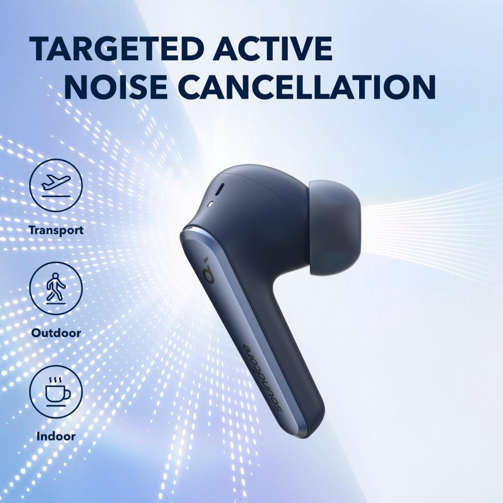 Anker Liberty Air 2 Pro True Wireless Earbuds Blue (3)