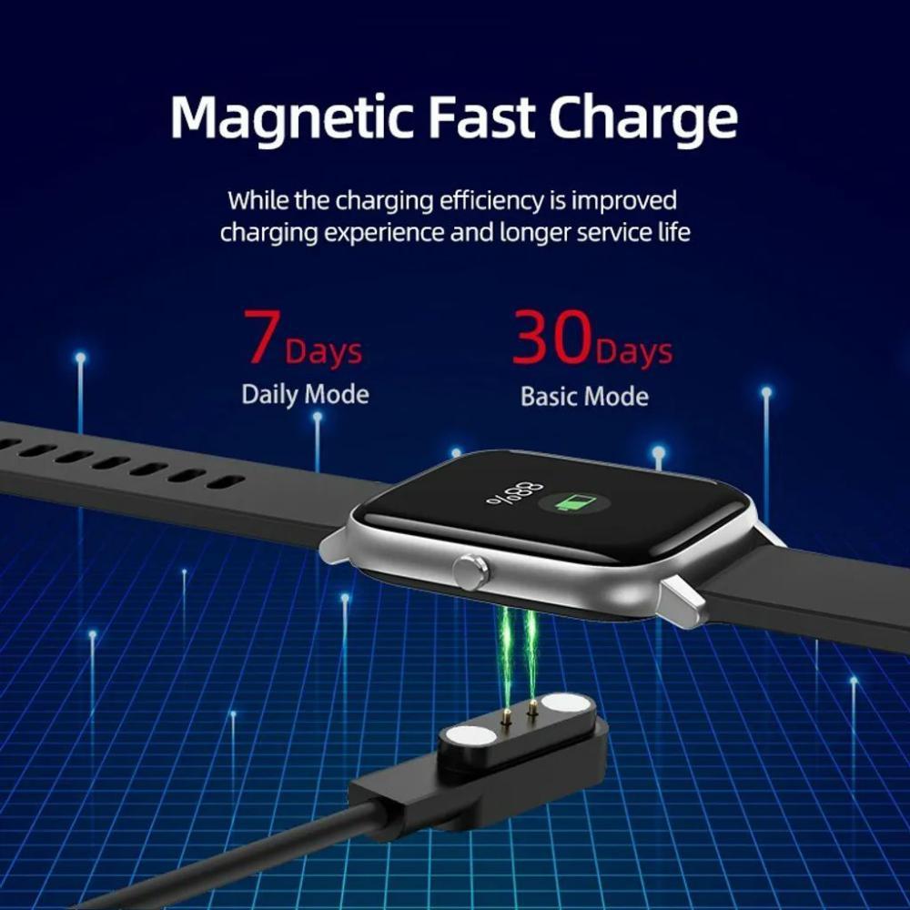 Awei H6 Heart Rate Smart Watch Sport Modes Ipx67 Waterproof (7)