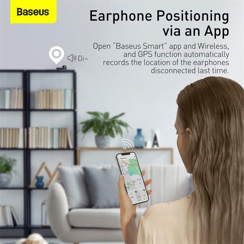 Baseus Airnora Tws Bluetooth Headphones (6)