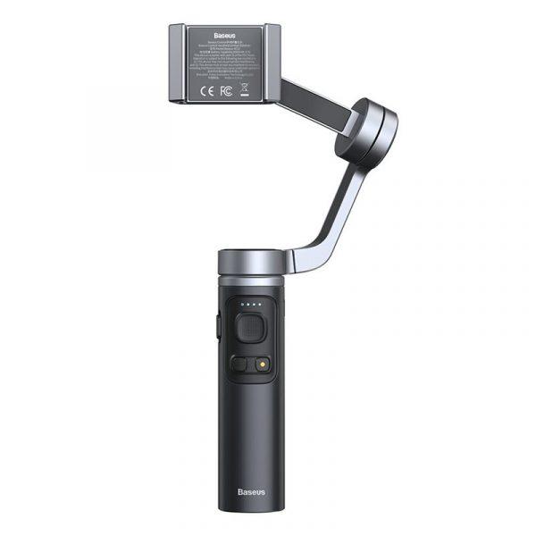 Baseus Control Smartphone Handheld Folding Gimbal Stabilizer (2)