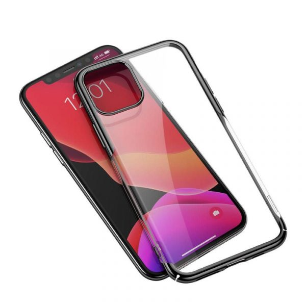 Baseus Glitter Clear Case For For Iphone 11 11 Pro 11 Pro Max (2)