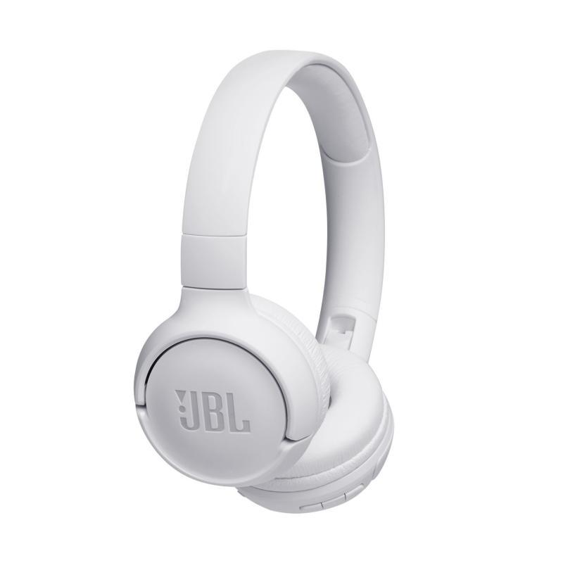 Jbl Tune 500bt Powerful Bass Wireless Headphones With Mic White (2)