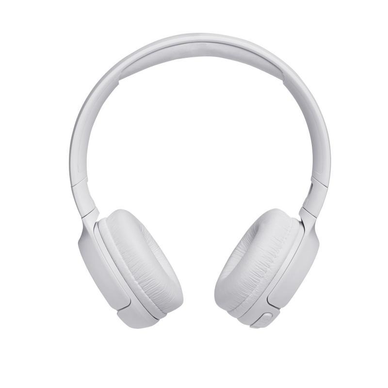 Jbl Tune 500bt Powerful Bass Wireless Headphones With Mic White (3)