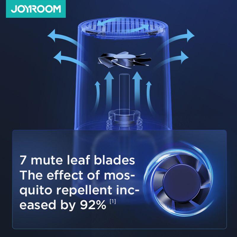 Joyroom Jr Cy299 Intelligent Insect Mosquito Repellent Liquid Heater (5)
