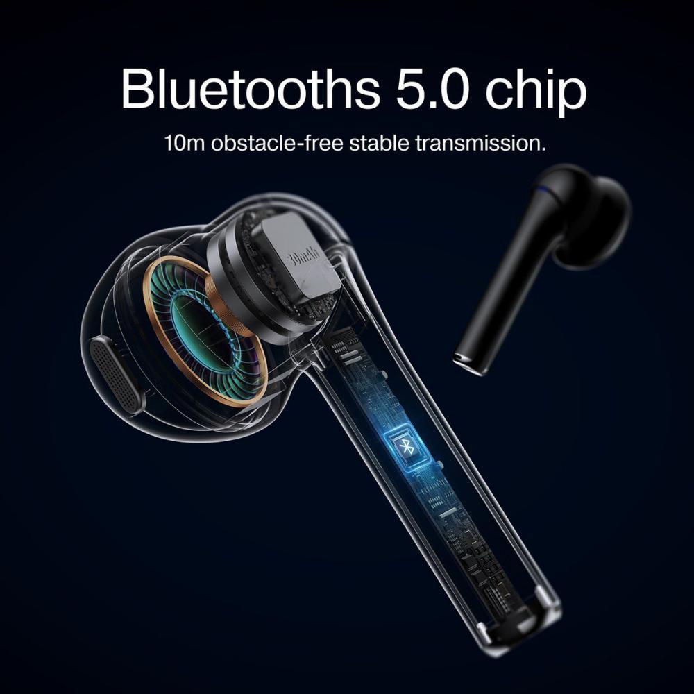 JOYROOM JR-T16 True Wireless TWS Bluetooth Earphones HiFi Stereo Bass Earbuds3