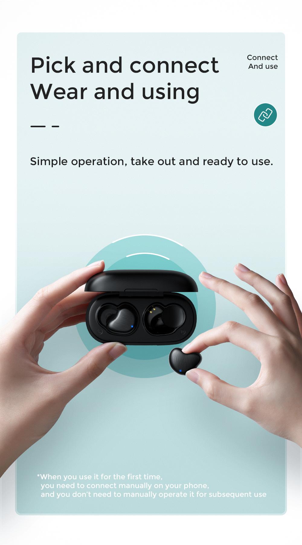 Joyroom Jr Tl7 Binaural Tws Bluetooth Earphones (2)