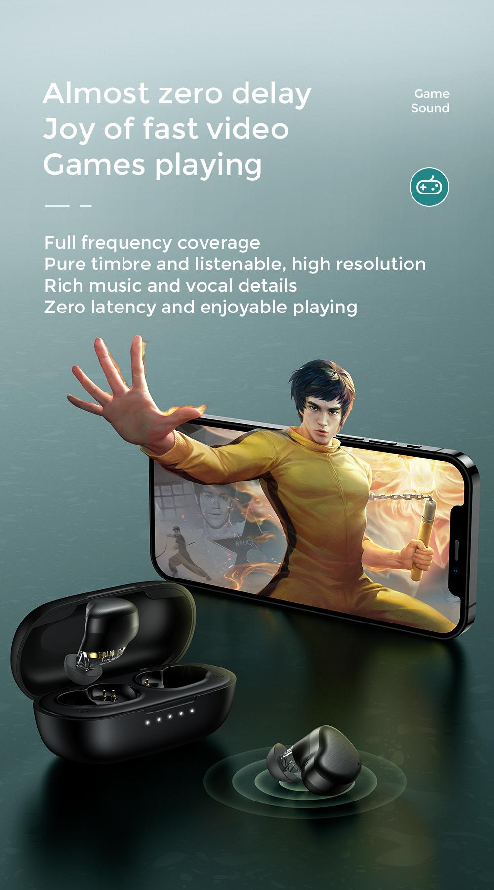 Joyroom Jr Tl7 Binaural Tws Bluetooth Earphones (5)