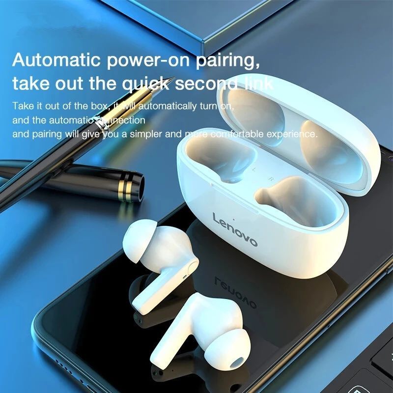 Lenovo Ht05 Tws Bluetooth 5 Earbuds (2)