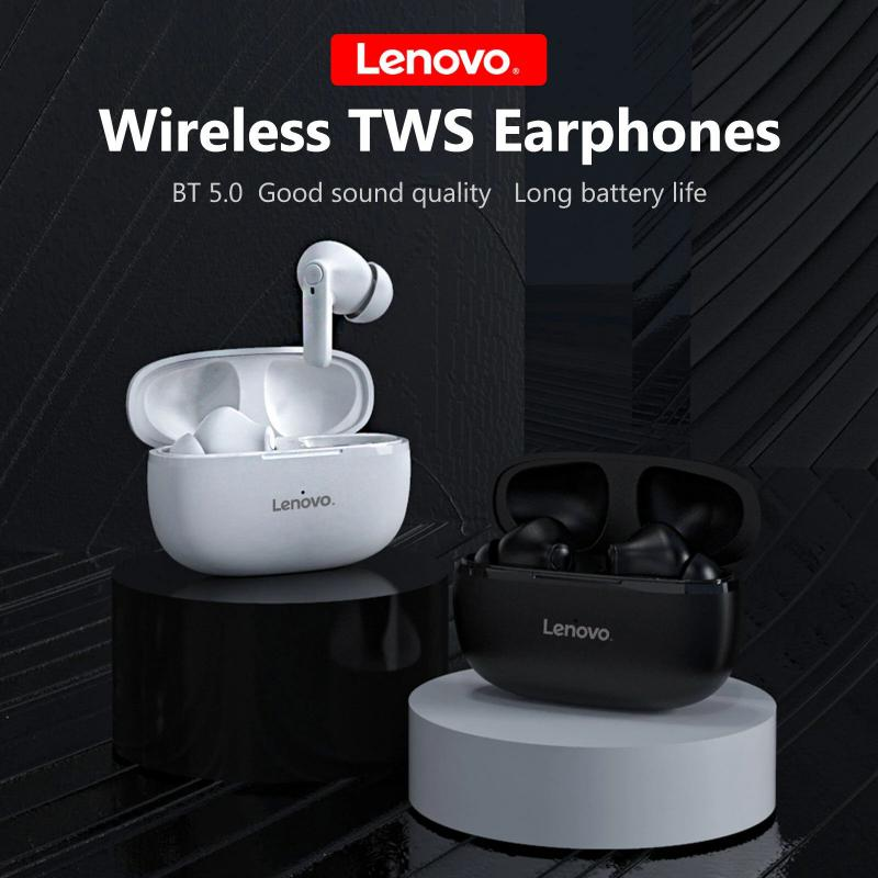Lenovo Ht05 Tws Bluetooth 5 Earbuds (5)