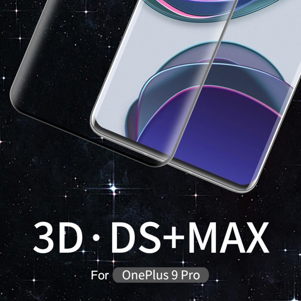 Nillkin Amazing 3d Ds Max Tempered Glass Screen Protector For Oneplus 9 Pro (2)