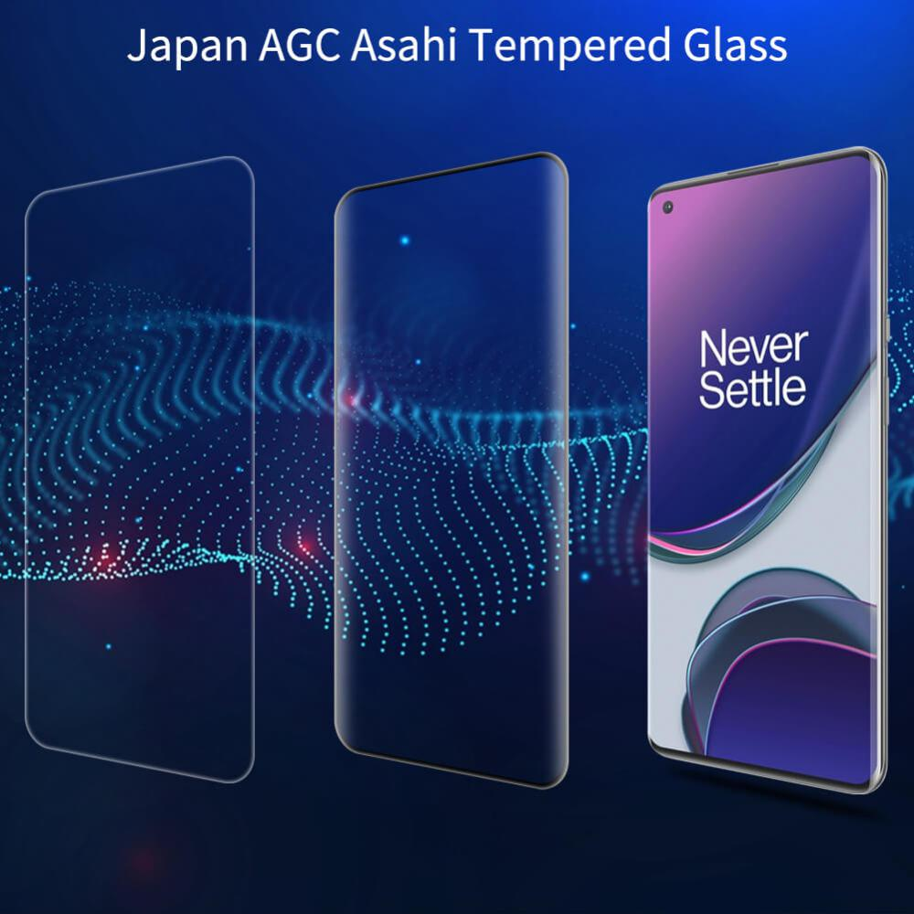 Nillkin Amazing 3d Ds Max Tempered Glass Screen Protector For Oneplus 9 Pro (3)