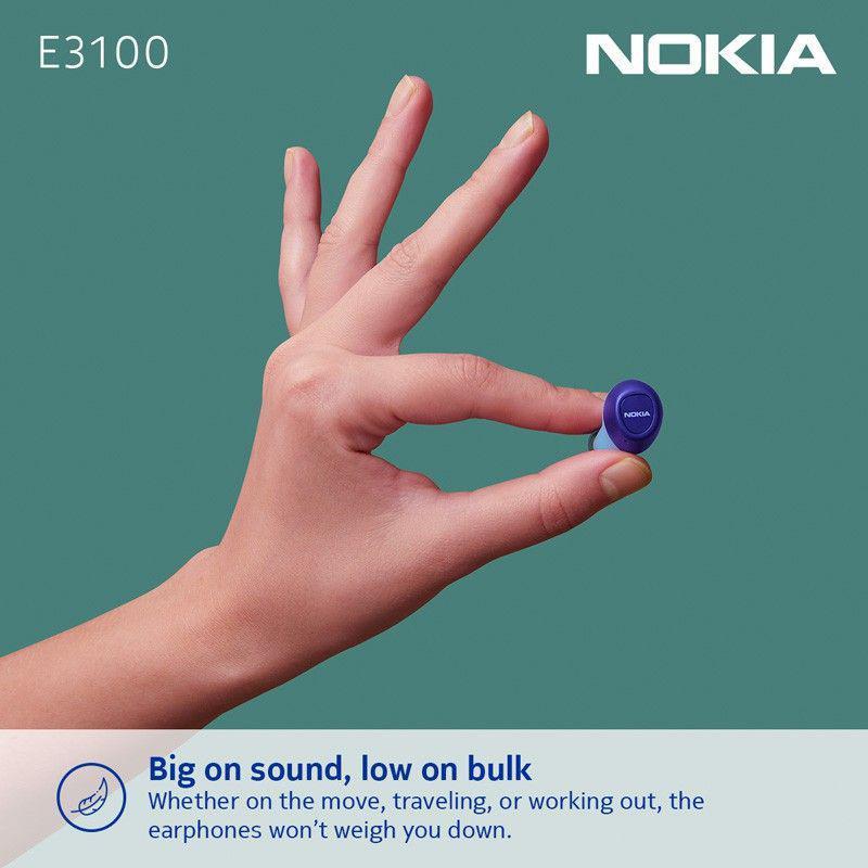 Nokia E3100 Essential True Wireless Earphones (8)