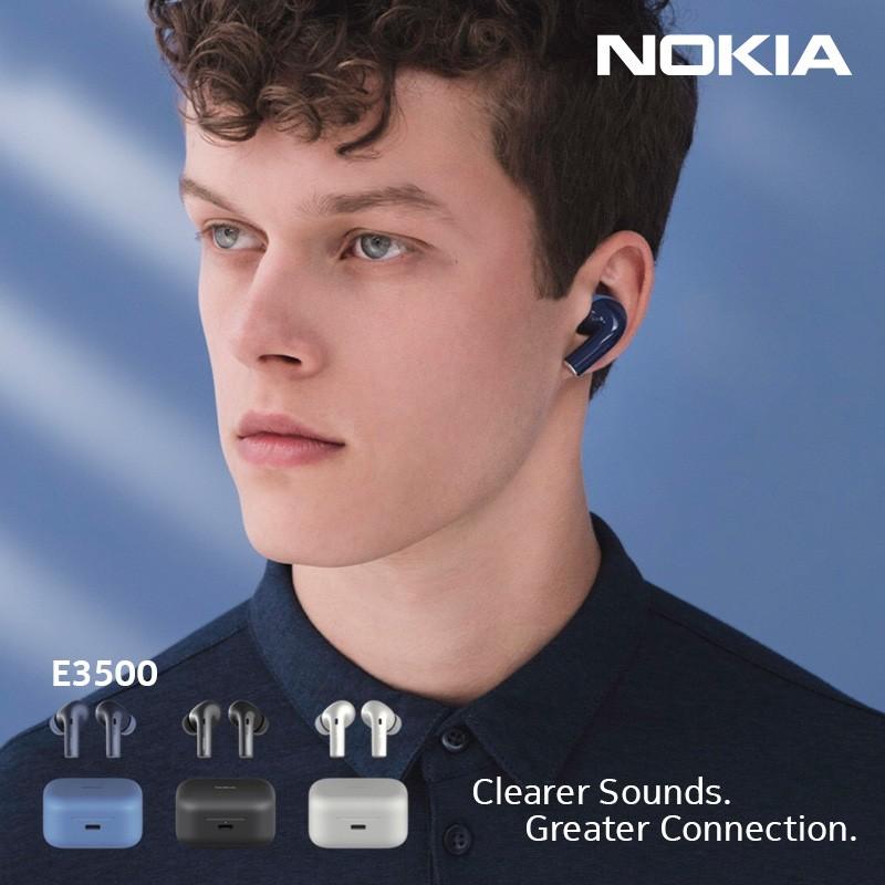 Nokia E3500 Bluetooth 5 0 Headphones Ipx5 Waterproof Earbuds (4)