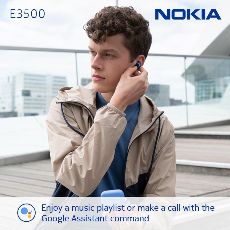 Nokia E3500 Bluetooth 5 0 Headphones Ipx5 Waterproof Earbuds (5)