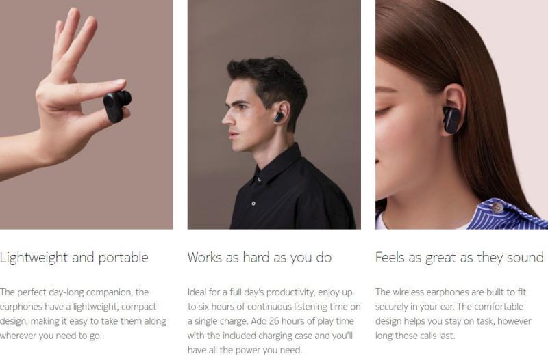 Nokia Pro P3802a True Wireless Earphones (5)