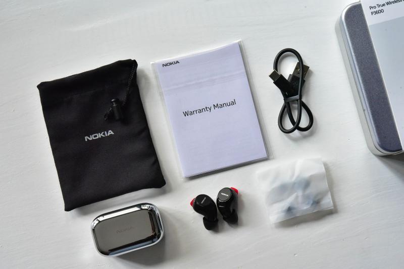 Nokia Pro True Wireless Earbuds P3600 (1)