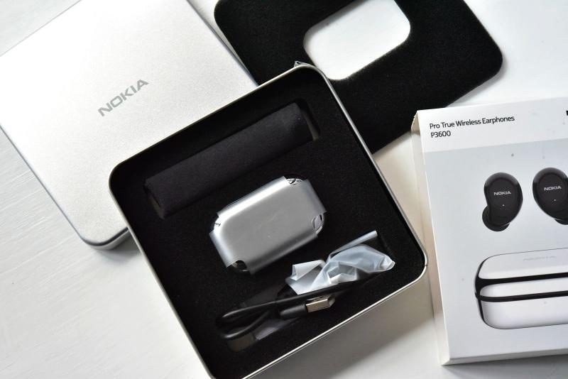 Nokia Pro True Wireless Earbuds P3600 (2)