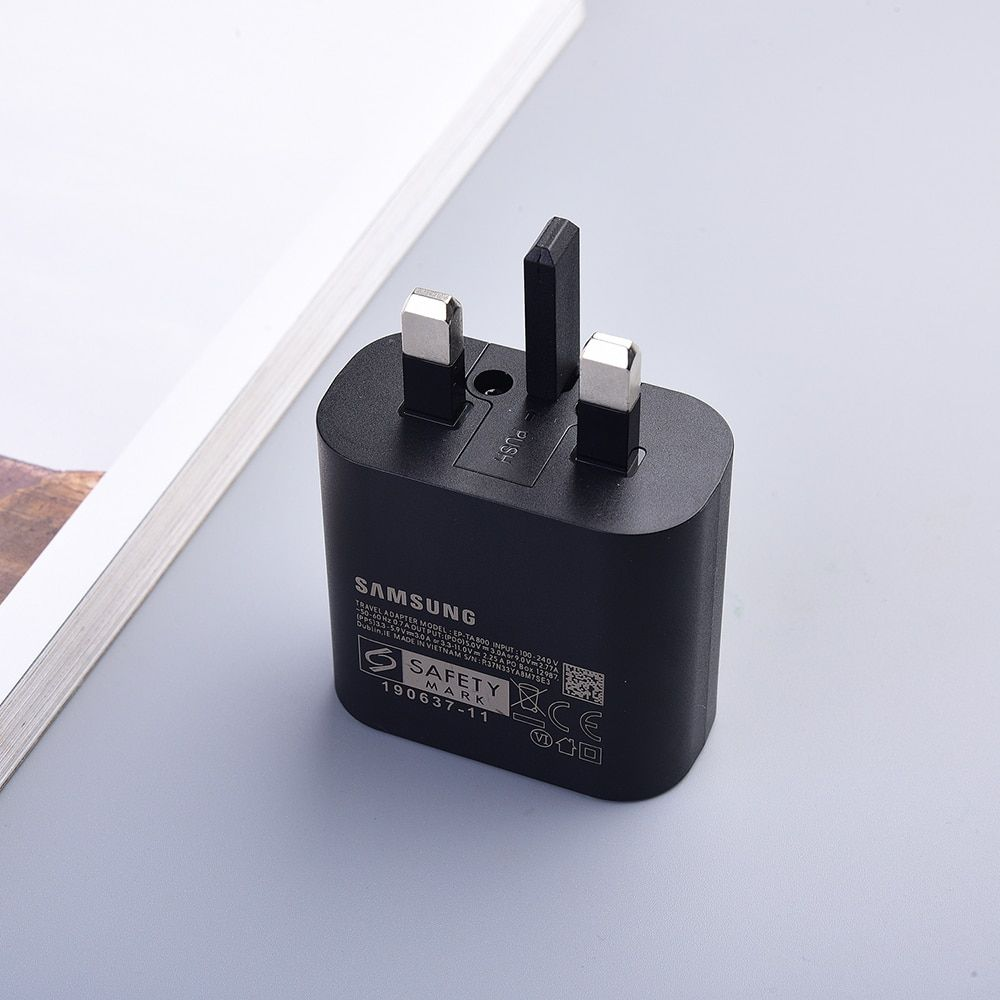 Official Samsung Pd 25w Fast Wall Charger Uk 3 Pin (2)
