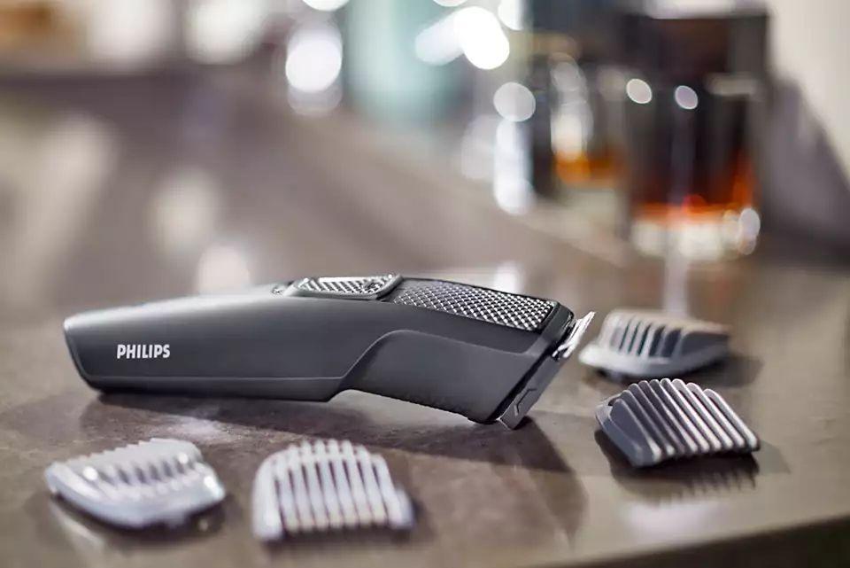 Philips Bt1215 15 Usb Cordless Beard Trimmer (4)
