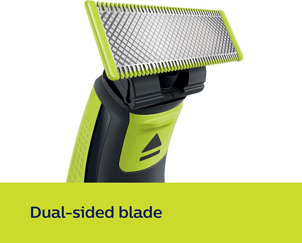 Philips Qp2525 10 Oneblade Hybrid Trimmer And Shaver With 3 Trimming Combs (2)