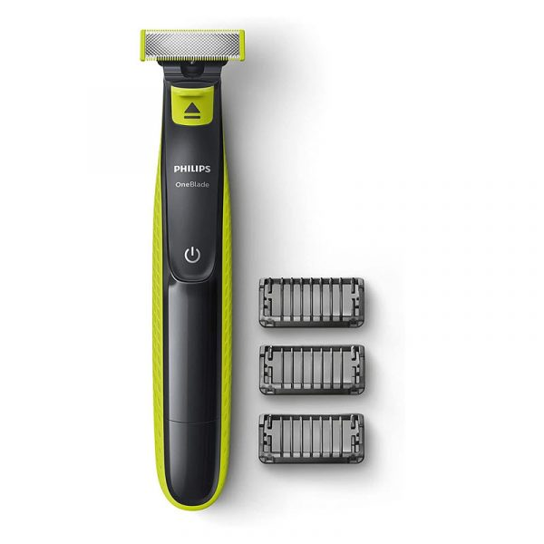 Philips Qp2525 10 Oneblade Hybrid Trimmer And Shaver With 3 Trimming Combs (7)