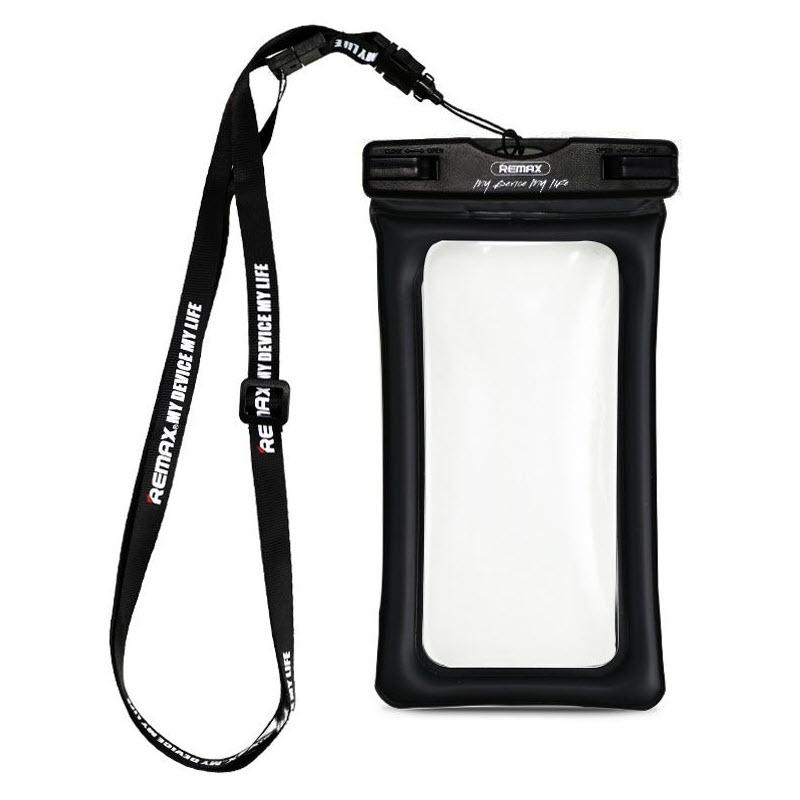 Remax Waterproof Seal Bag Case For Mobile Phones (1)