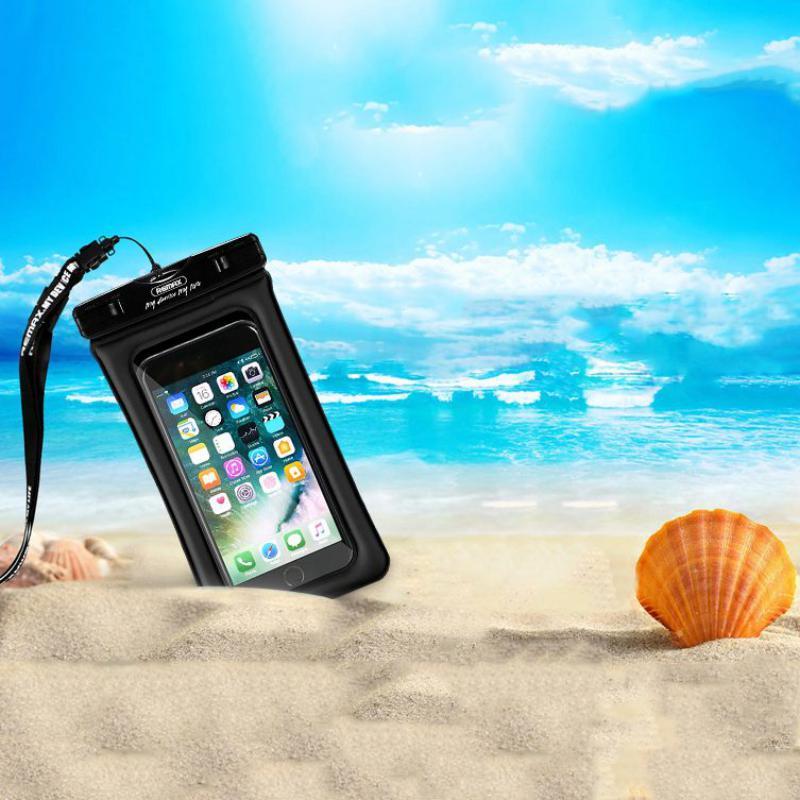 Remax Waterproof Seal Bag Case For Mobile Phones (3)