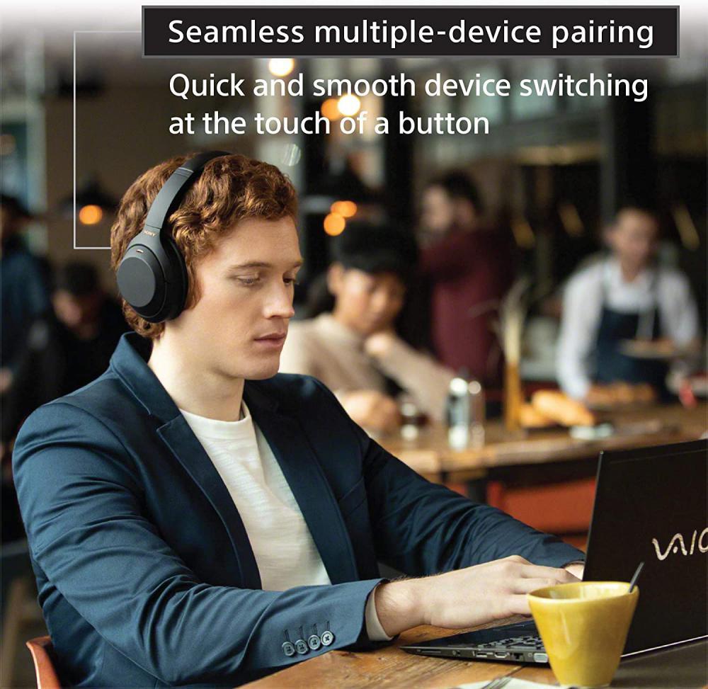 Sony Wh 1000xm4 Wireless Noise Canceling Overhead Headphones (4)