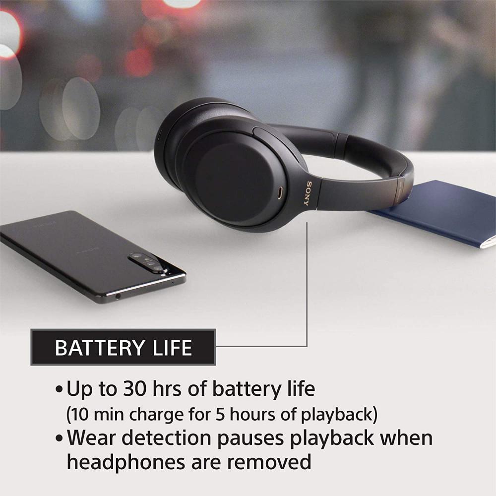 Sony Wh 1000xm4 Wireless Noise Canceling Overhead Headphones (5)