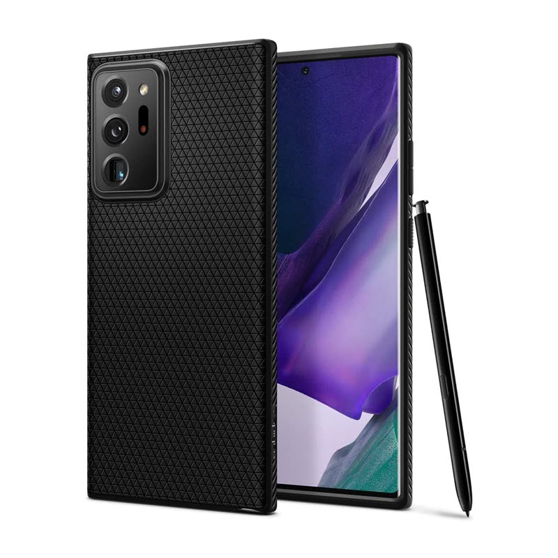 Spigen Liquid Air Armor Case For Galaxy Note 20 Ultra 5g (1)