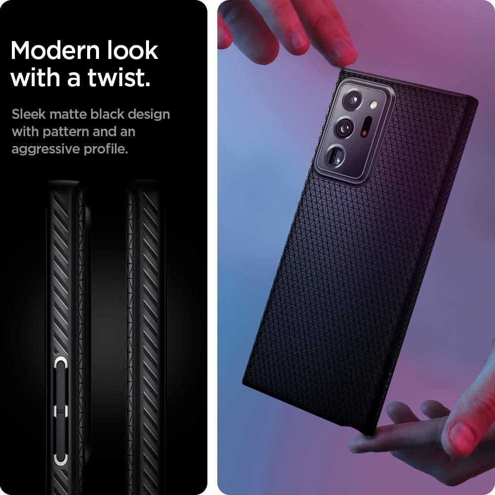 Spigen Liquid Air Armor Case For Galaxy Note 20 Ultra 5g (8)