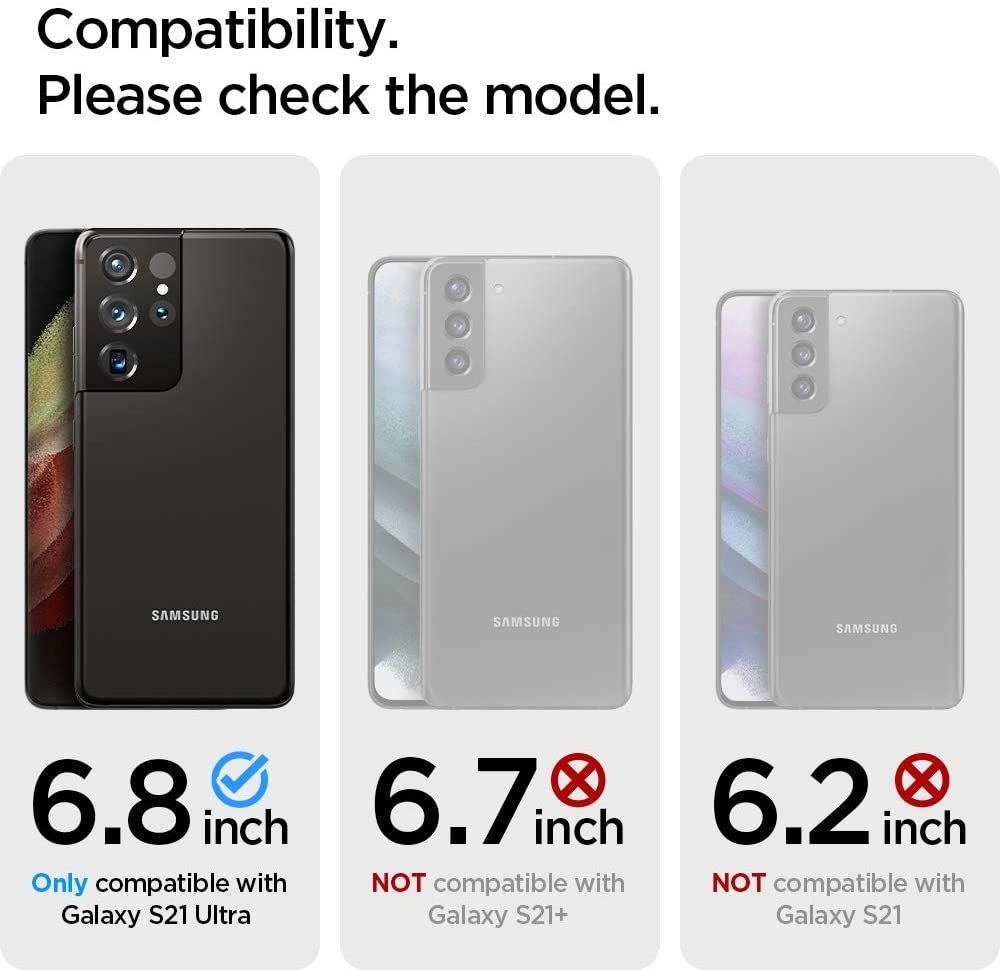 Spigen Liquid Air Case Galaxy S21 Ultra 5g (2)