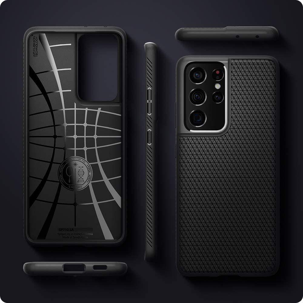 Spigen Liquid Air Case Galaxy S21 Ultra 5g (8)