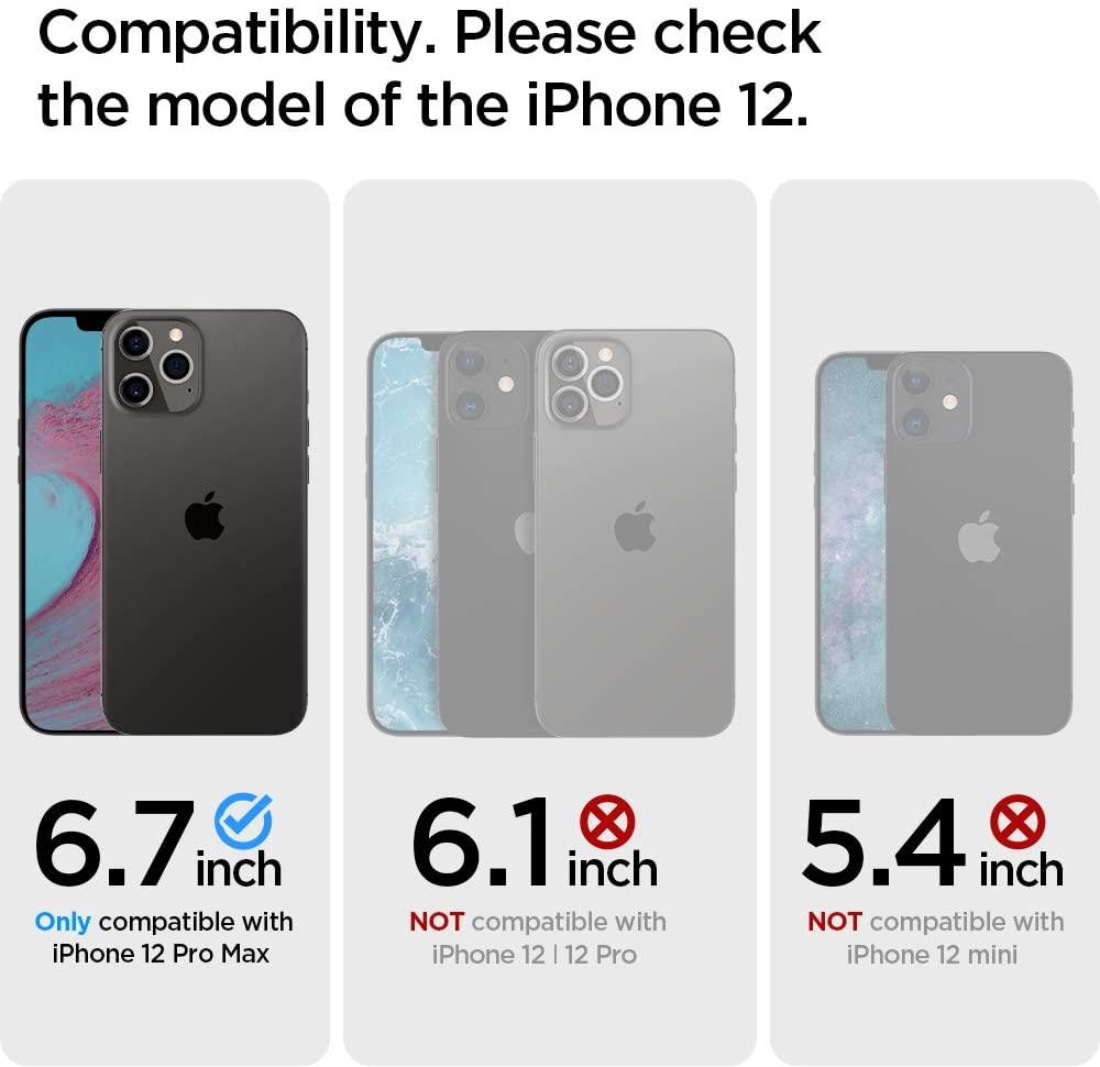 Spigen Liquid Air Case Iphone 12 Pro Max (1)