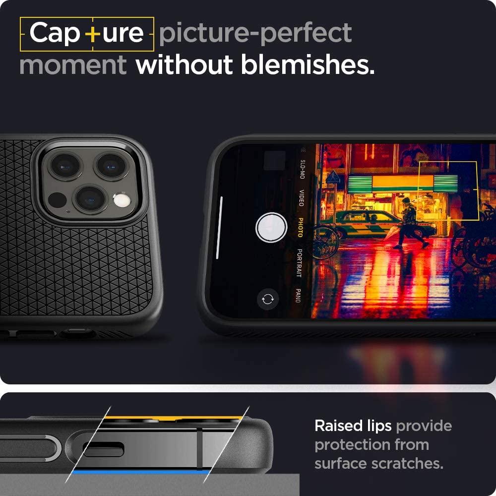 Spigen Liquid Air Case Iphone 12 Pro Max (2)