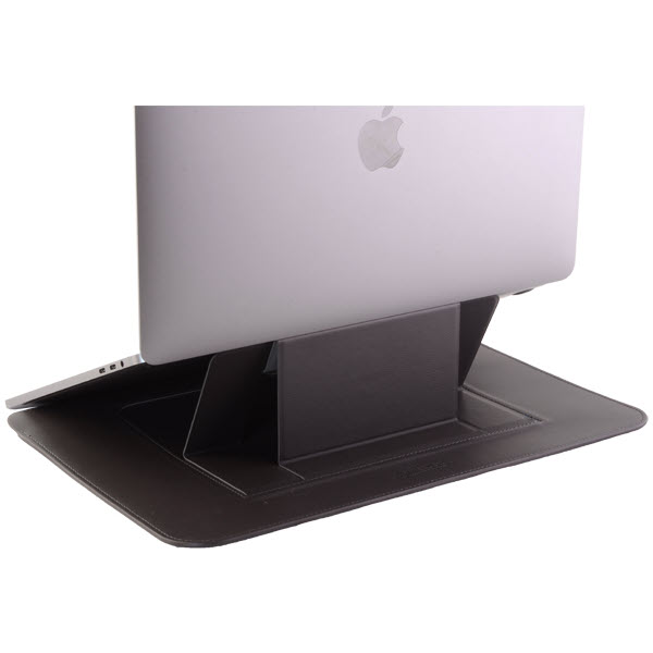 Wiwu Skin Pro Pu Leather Portable Stand Sleeve For Macbook (1)