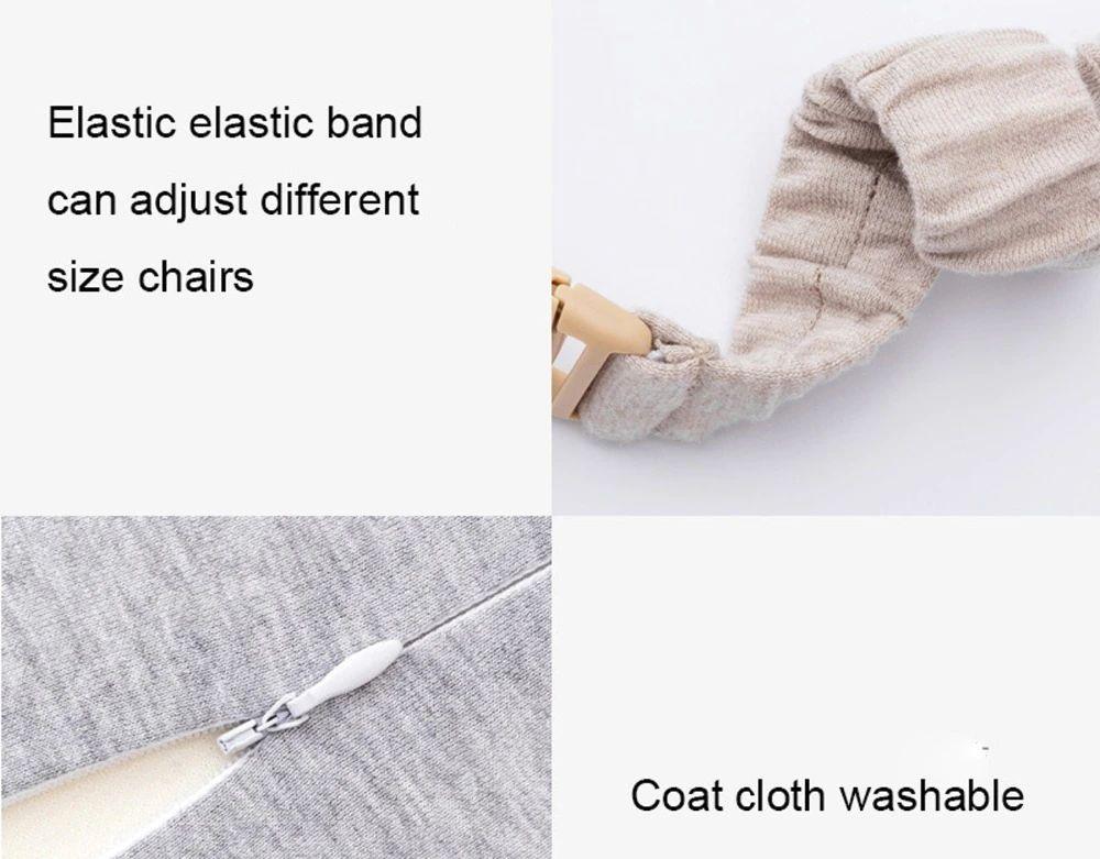 Xiaomi Mijia 8h Memory Cotton Lumbar Pillow Soft Comfortable Protect Lumbar (4)