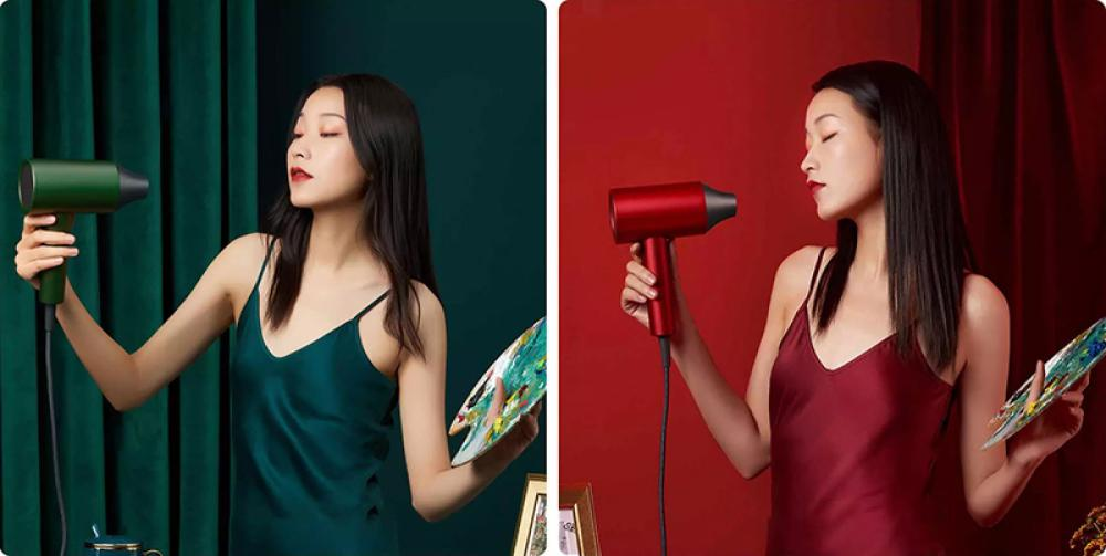 Xiaomi Showsee A5 R G Anion Negative Ion Hair Dryer (6)