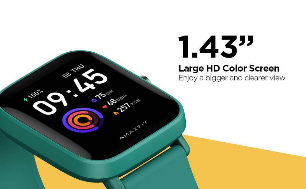 Amazfit Bip U Pro Smart Watch With Built In Gps (7)