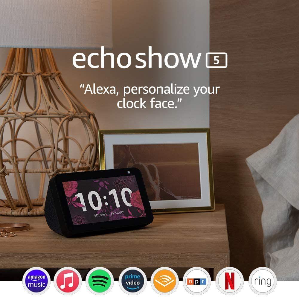 Amazon Echo Show 5 Smart Display With Alexa 1st Gen (2)